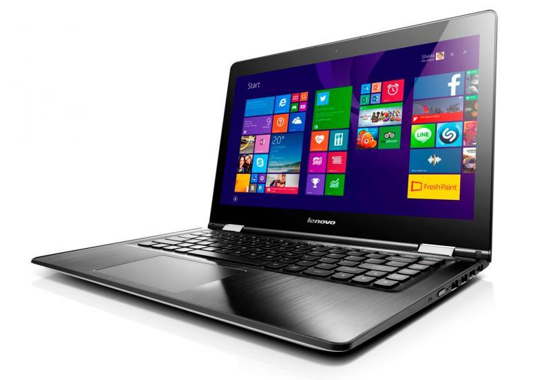 Image du PC portable Lenovo Yoga 500-14 80N400X1FR tactile