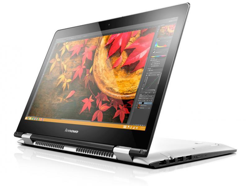 Ordinateur portable Lenovo Yoga 500-14 80N400X1FR tactile - photo 2