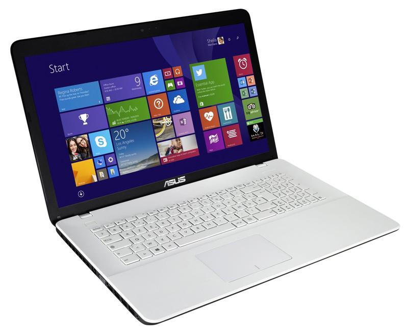 asus x751ma ty196h 439 pc portable 17 pouces laptopspirit. Black Bedroom Furniture Sets. Home Design Ideas