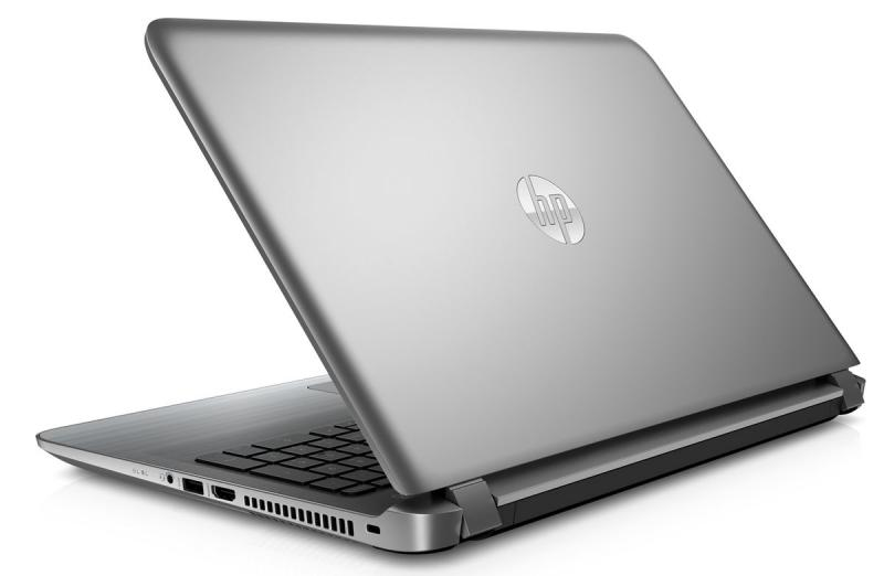 Ordinateur portable HP Pavilion 15-ab249nf Noir / Argent - photo 1