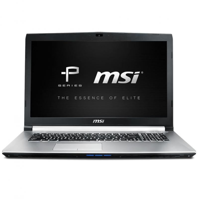 msi pe70 2qe 401 pc portable 17 pouces full hd mat en vente flash 1299 laptopspirit. Black Bedroom Furniture Sets. Home Design Ideas