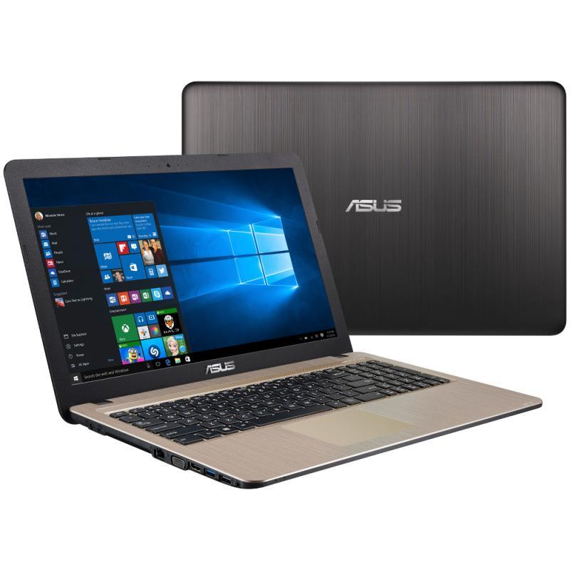 asus x541sa gk054t 399 pc portable 15 pouces tactile marron beige laptopspirit. Black Bedroom Furniture Sets. Home Design Ideas