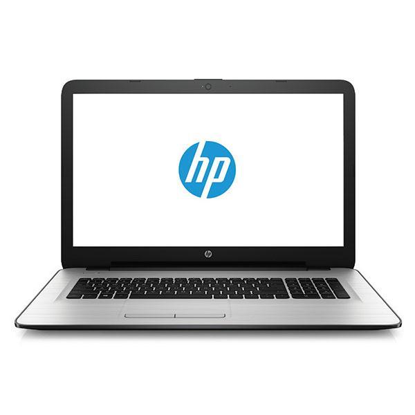 hp 17 x035nf 329 pc portable 17 pouces bureautique blanc laptopspirit. Black Bedroom Furniture Sets. Home Design Ideas