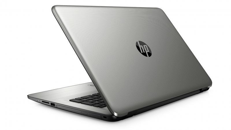 Image du PC portable HP 17-x007nf Gris