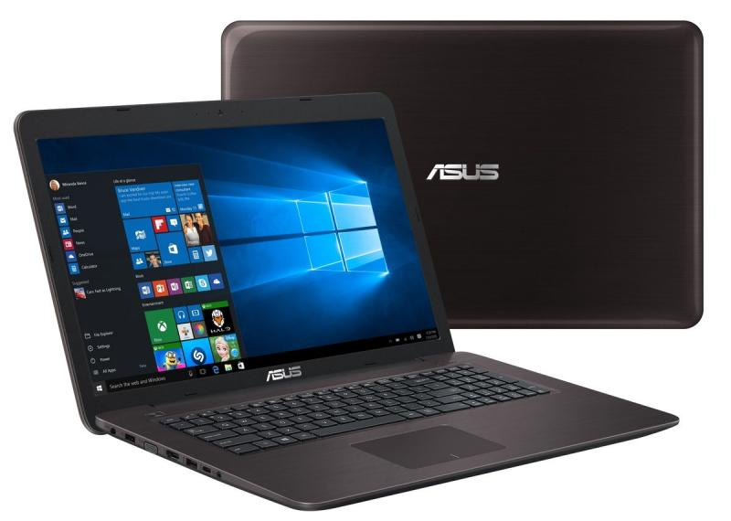 asus x756uj ty051t pc portable 17 pouces bureautique 619 laptopspirit. Black Bedroom Furniture Sets. Home Design Ideas