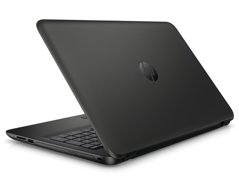 hp 15 ay017nf 299 pc portable 15 pouces noir bureautique laptopspirit. Black Bedroom Furniture Sets. Home Design Ideas
