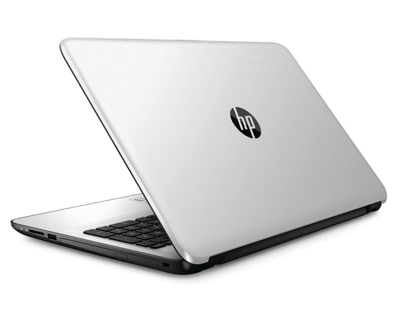 promo 319 hp 15 ay0xxnf pc portable 15 pouces argentou blanc bureautique laptopspirit. Black Bedroom Furniture Sets. Home Design Ideas