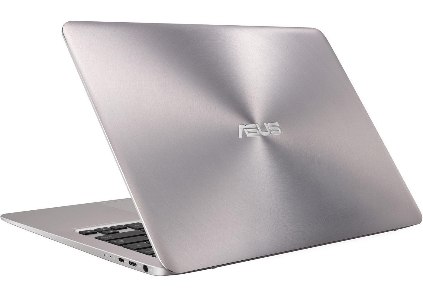Ordinateur portable Asus Zenbook UX306UA-FB125T Quad HD+ Argent - photo 1