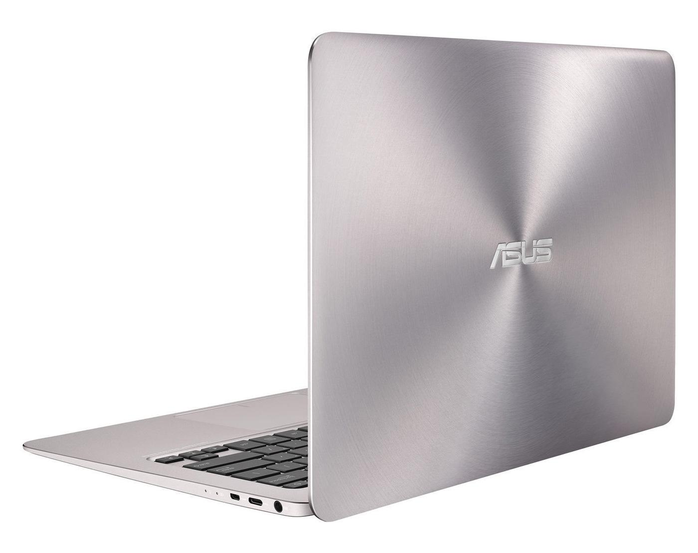 Ordinateur portable Asus Zenbook UX306UA-FB125T Quad HD+ Argent - photo 2
