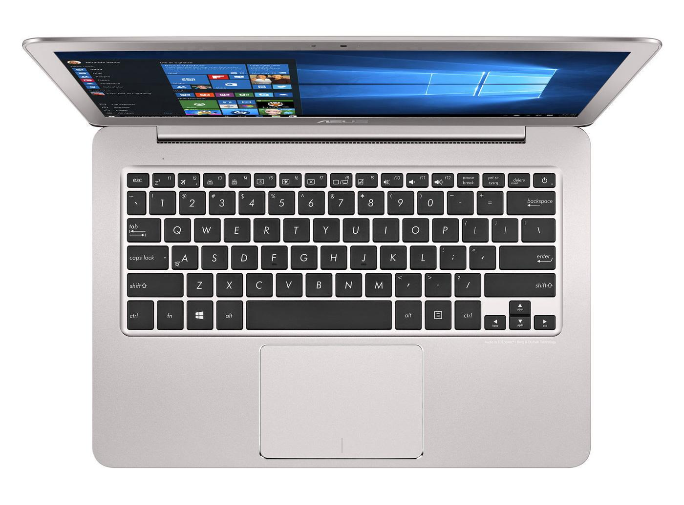 Ordinateur portable Asus Zenbook UX306UA-FB125T Quad HD+ Argent - photo 5