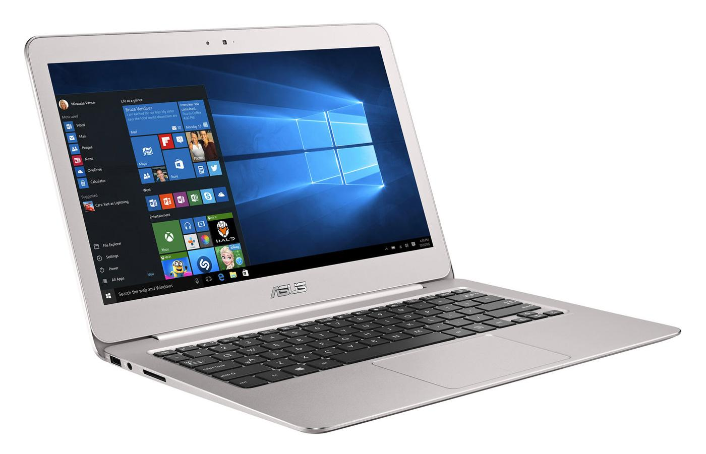 Ordinateur portable Asus Zenbook UX306UA-FB125T Quad HD+ Argent - photo 6