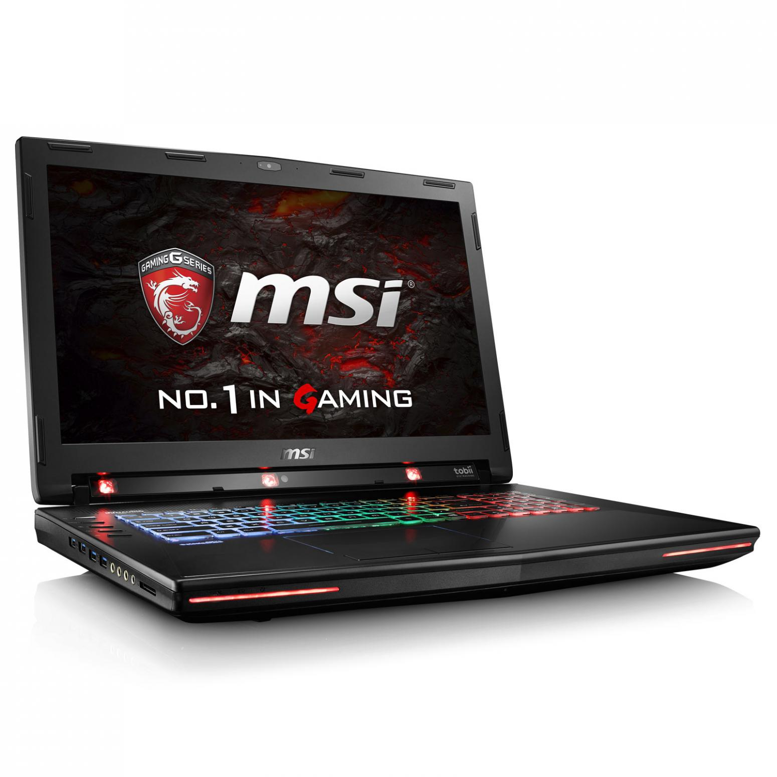Ordinateur portable MSI GT72VR 6RD-041FR Dominator Pro - SSD, GTX 1060 - photo 1