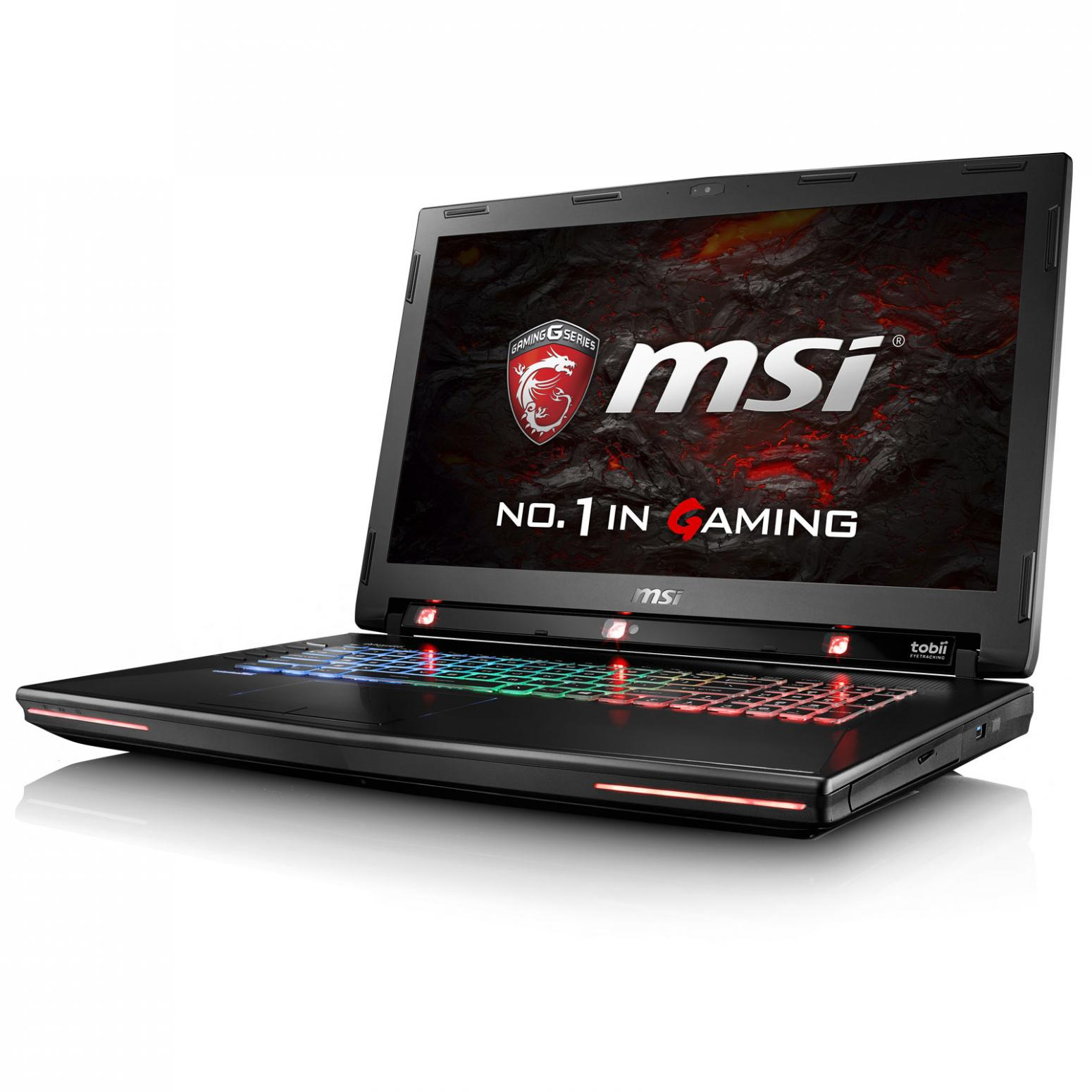 Ordinateur portable MSI GT72VR 6RD-041FR Dominator Pro - SSD, GTX 1060 - photo 2
