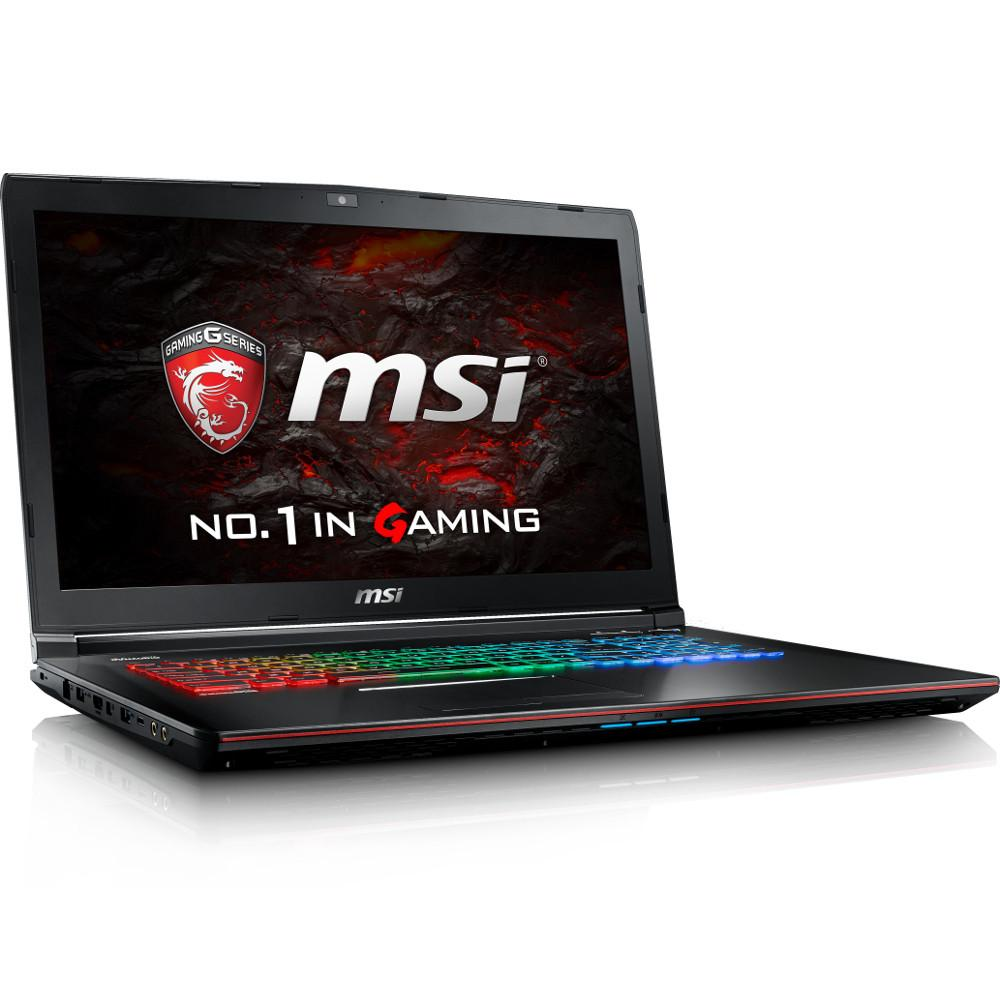 Image du PC portable MSI GE72VR 6RF-067FR Apache Pro - GTX 1060