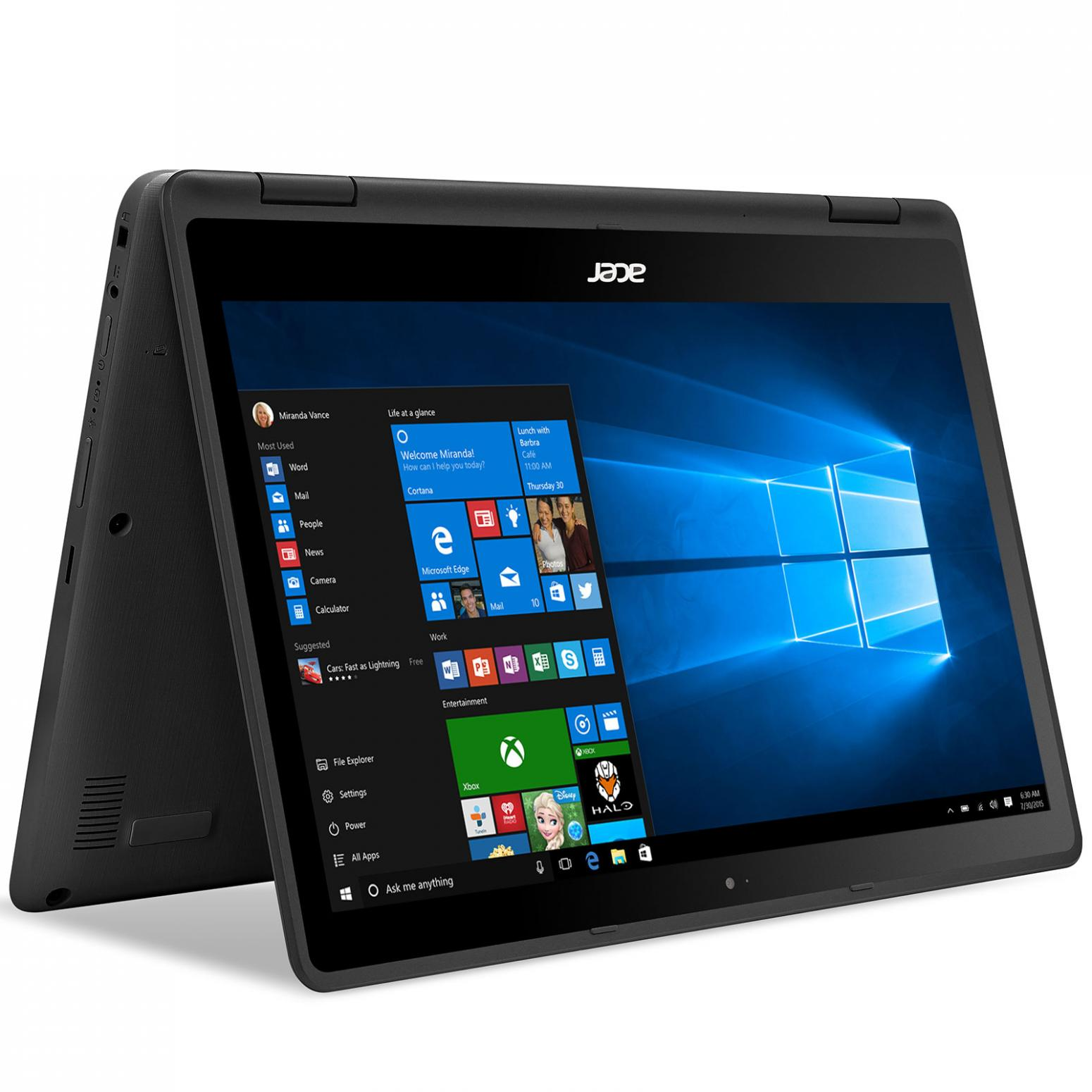 Ordinateur portable Acer Spin SP513-51-57EJ Noir tactile - photo 3
