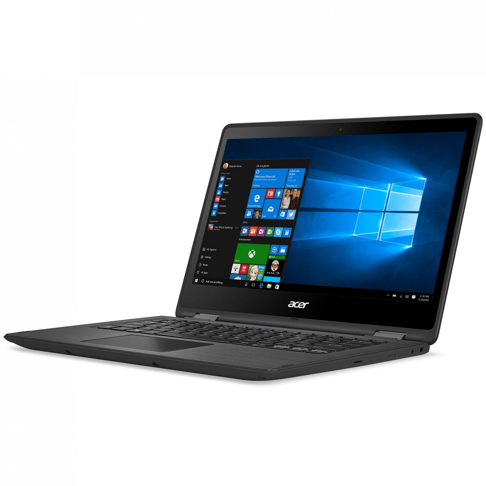 Ordinateur portable Acer Spin SP513-51-57EJ Noir tactile - photo 4