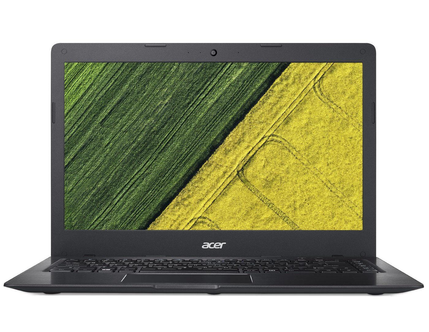 Image du PC portable Acer Swift 1 SF114-31-P9N8 Noir