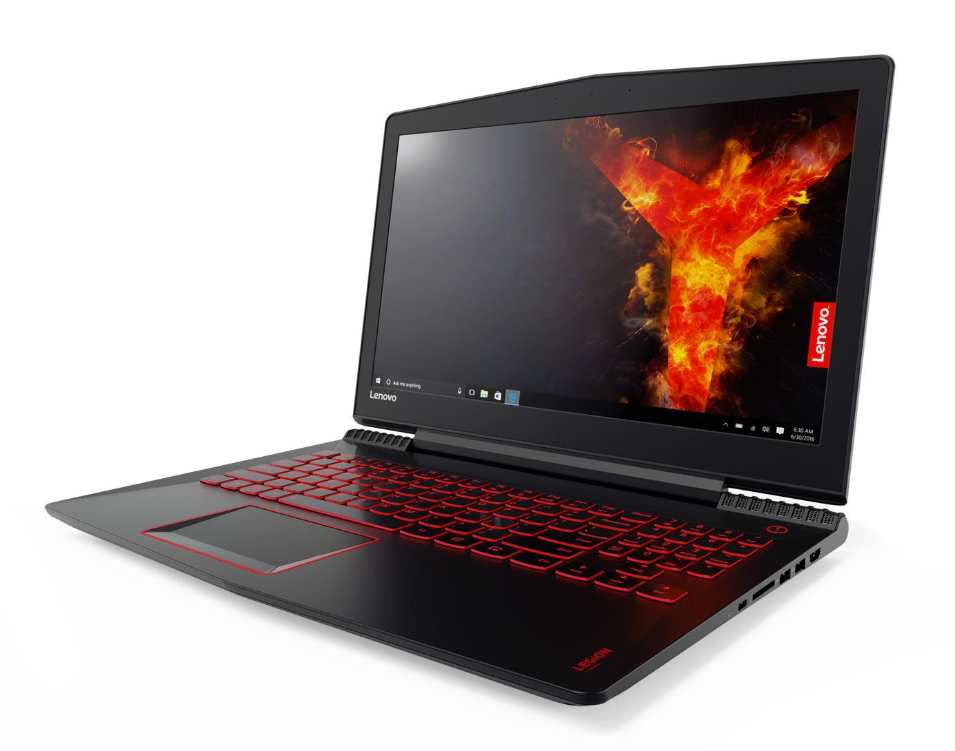 Image du PC portable Lenovo Legion Y520-15IKBN (80WK00PMFR) - SSD