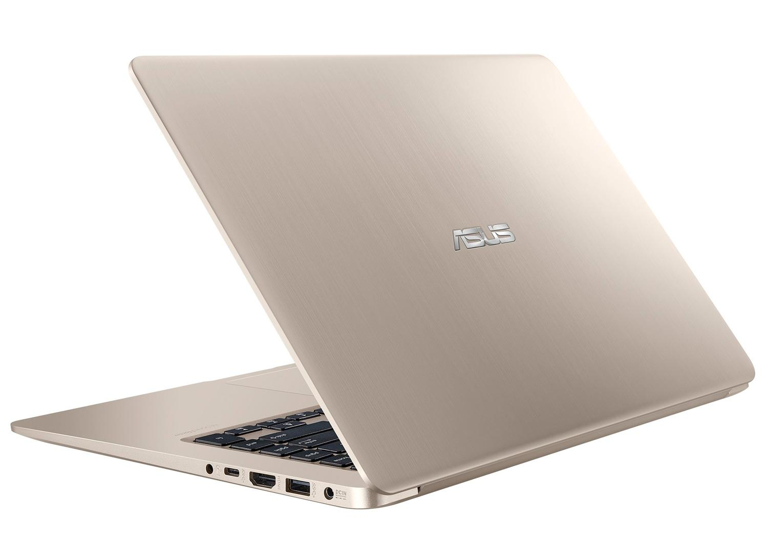 Ordinateur portable Asus VivoBook S510UQ-BQ166T Gold - SSD - photo 2