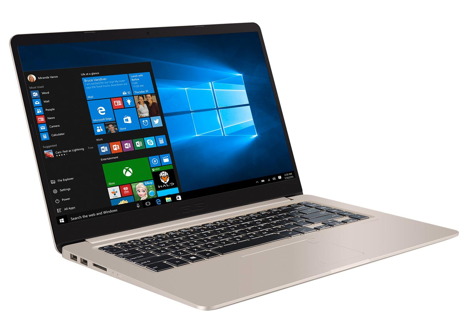 Ordinateur portable Asus VivoBook S510UQ-BQ166T Gold - SSD - photo 4