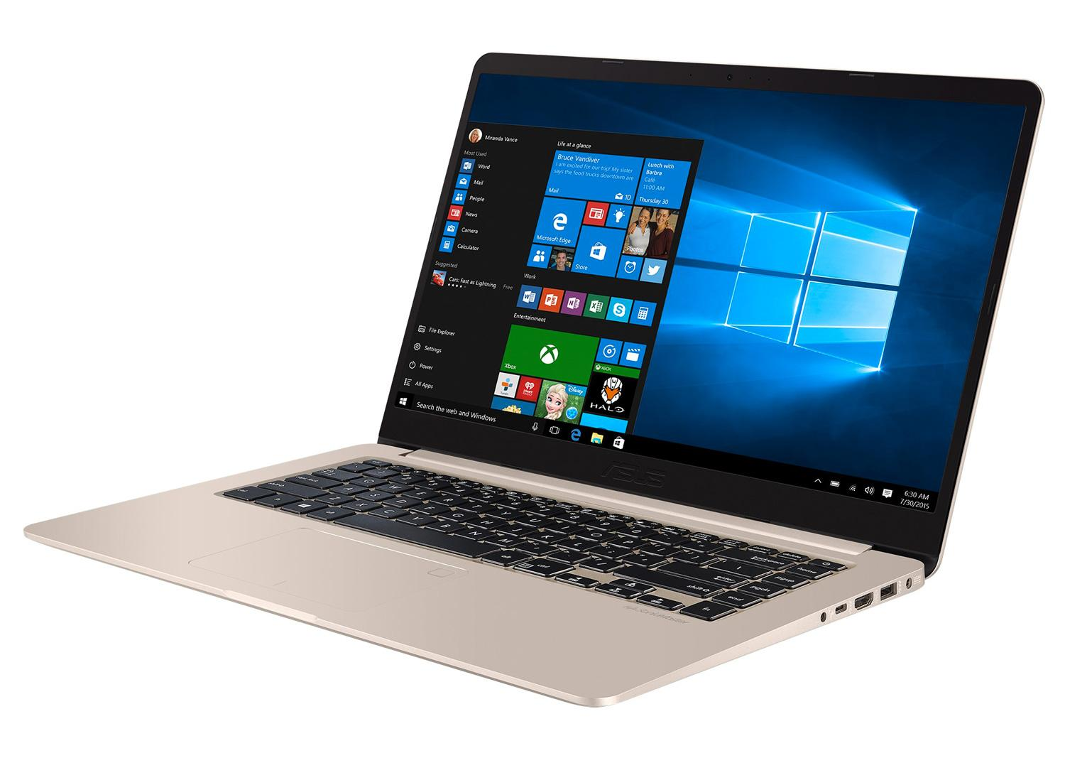 Ordinateur portable Asus VivoBook S510UQ-BQ166T Gold - SSD - photo 6