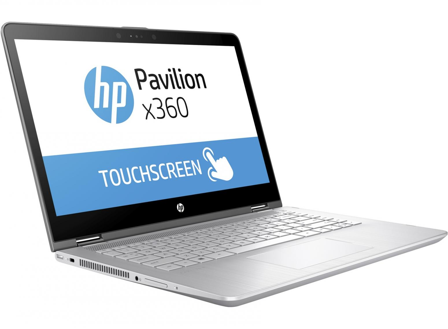 Ordinateur portable HP Pavilion x360 14-ba034nf SSD Argent Tactile IPS - photo 4