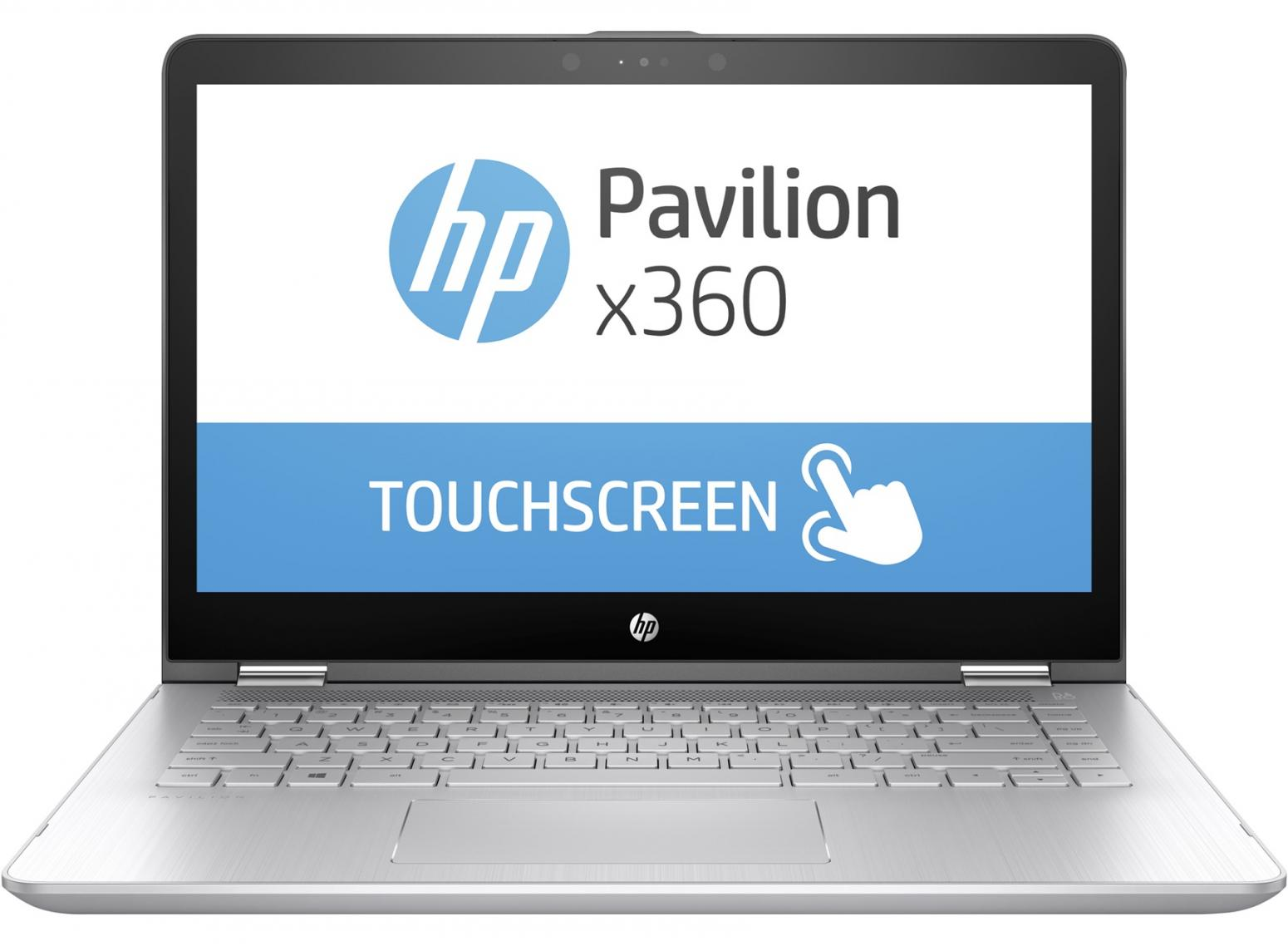 Ordinateur portable HP Pavilion x360 14-ba034nf SSD Argent Tactile IPS - photo 5