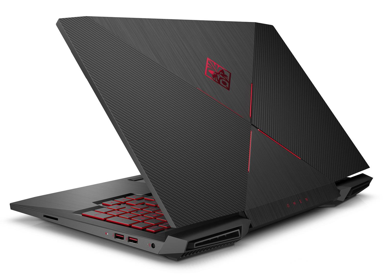 Image du PC portable HP Omen 15-ce026nf - SSD, IPS 120Hz G-Sync, GTX 1060