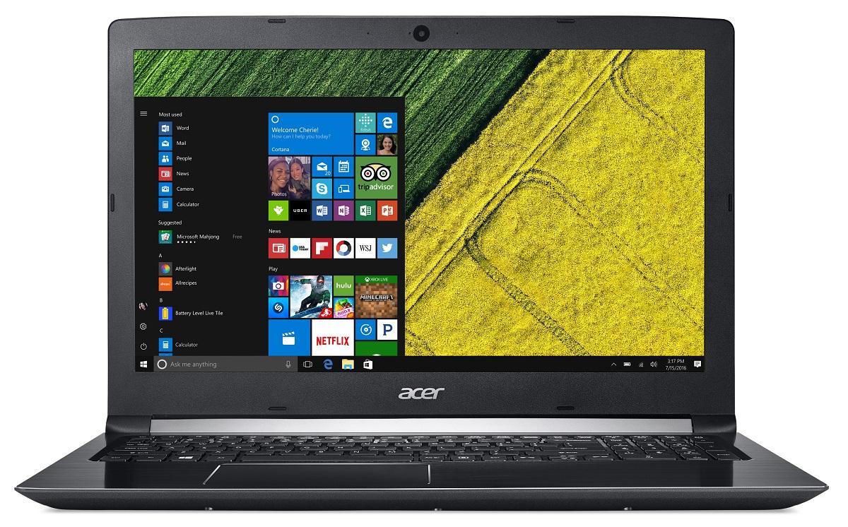 Image du PC portable Acer Aspire 5 A515-51-34LE Noir - SSD IPS