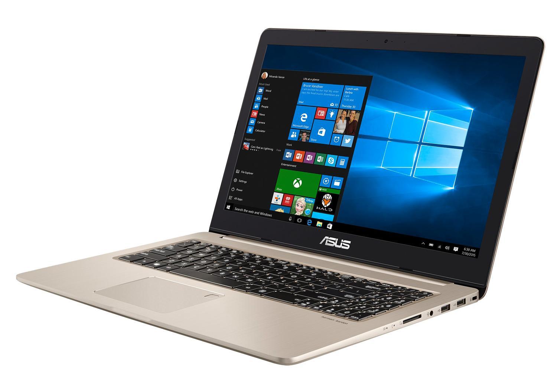 Ordinateur portable Asus VivoBook Pro N580GD-FI228T Or - 4K IPS, GTX 1050, 2.5 To - photo 3