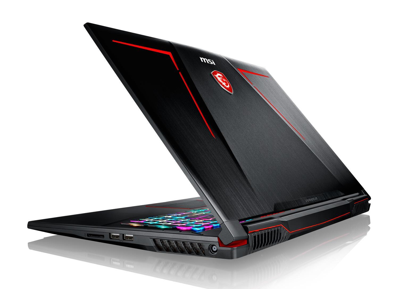 Image du PC portable MSI GE73VR 7RE-239FR Raider - GTX 1060, 120Hz