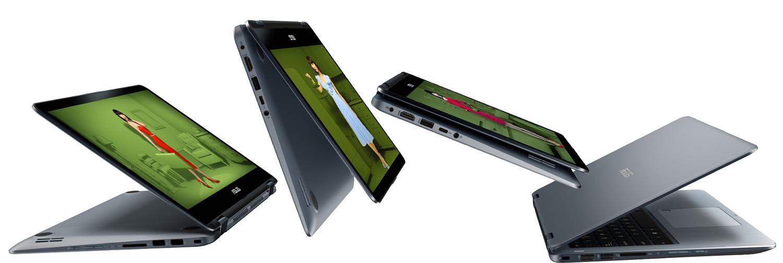 Ordinateur portable Asus VivoBook Flip TP410UR-EC073T Grey - GeForce 930MX - photo 3