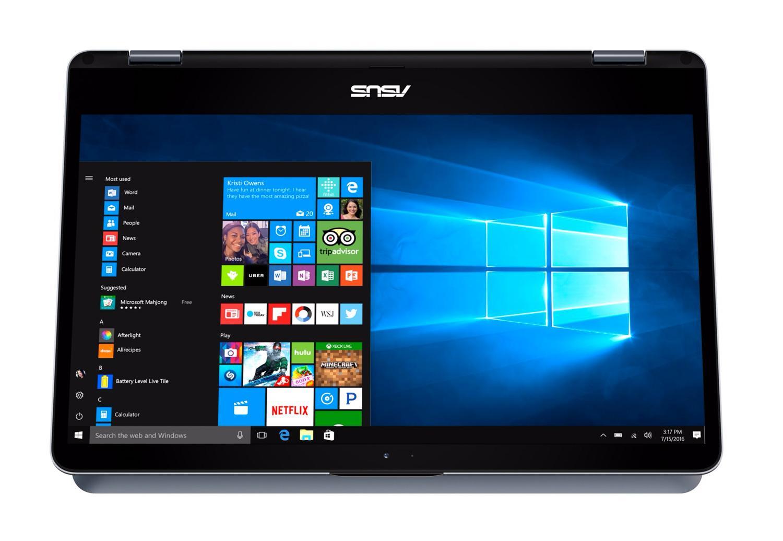 Ordinateur portable Asus VivoBook Flip TP410UR-EC073T Grey - GeForce 930MX - photo 6