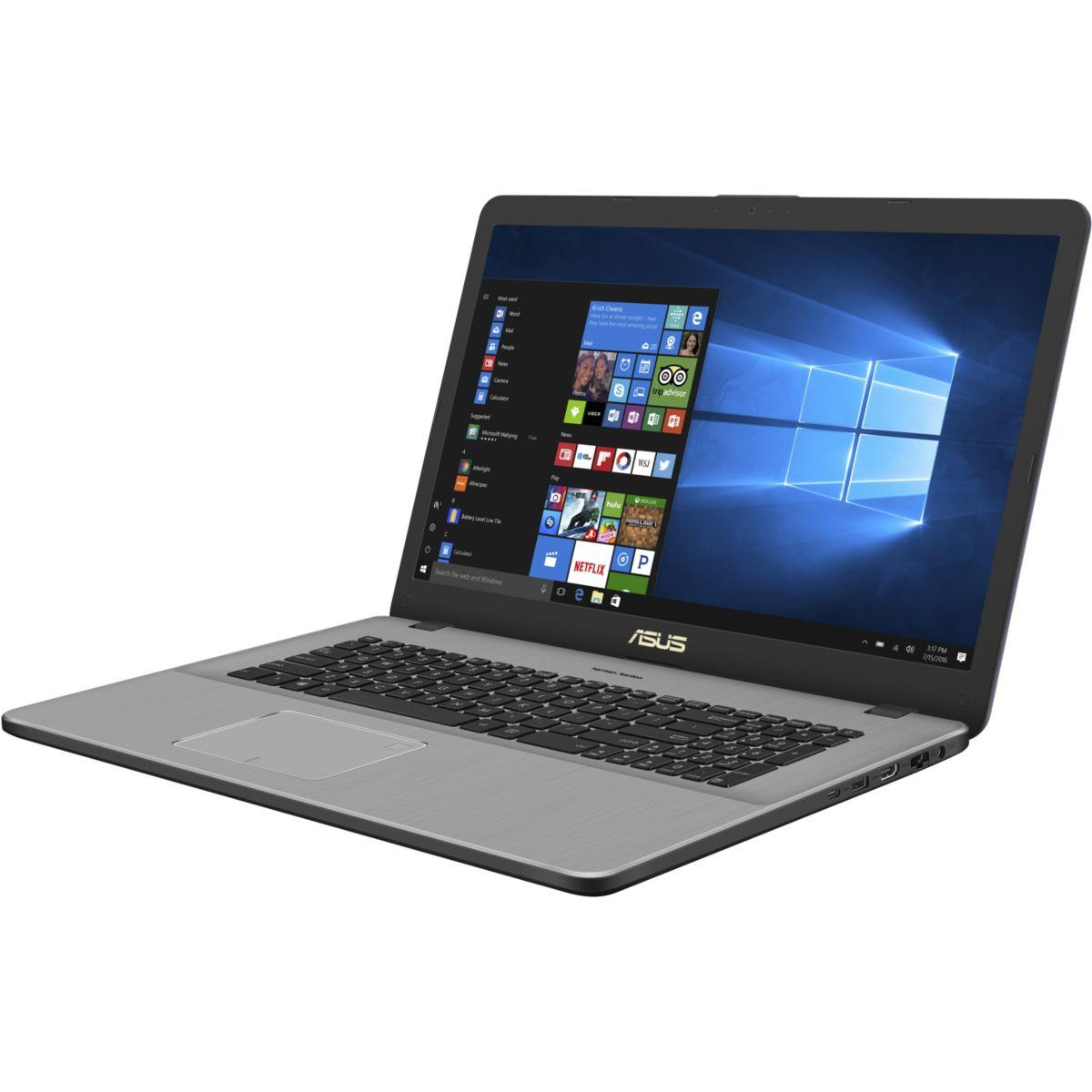 Ordinateur portable Asus VivoBook Pro N705FD-GC003T Grey Metal - Whiskey Lake - photo 3