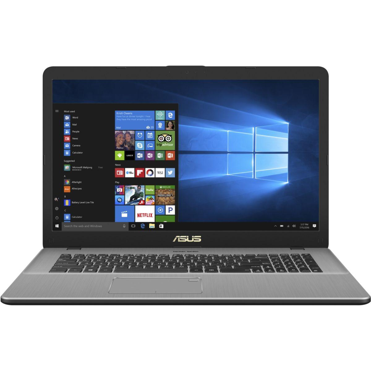 Ordinateur portable Asus VivoBook Pro N705FD-GC003T Grey Metal - Whiskey Lake - photo 4