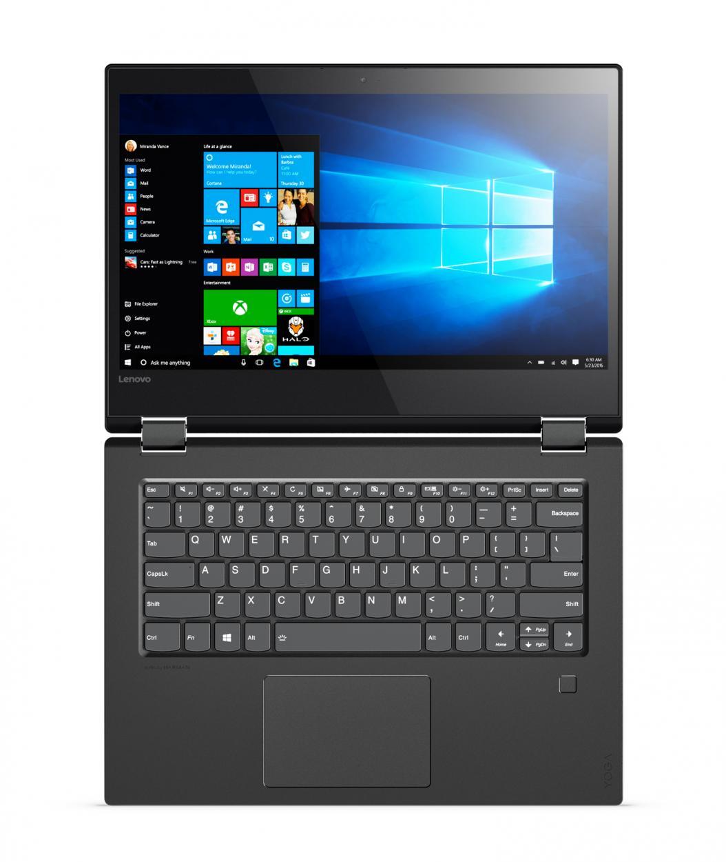 Ordinateur portable Lenovo Yoga 520-14IKB (80X800GTFR) - photo 2