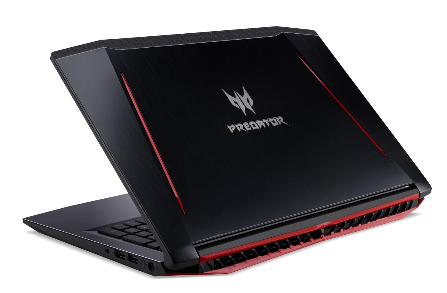 Image du PC portable Acer Predator Helios PH315-51-58KC
