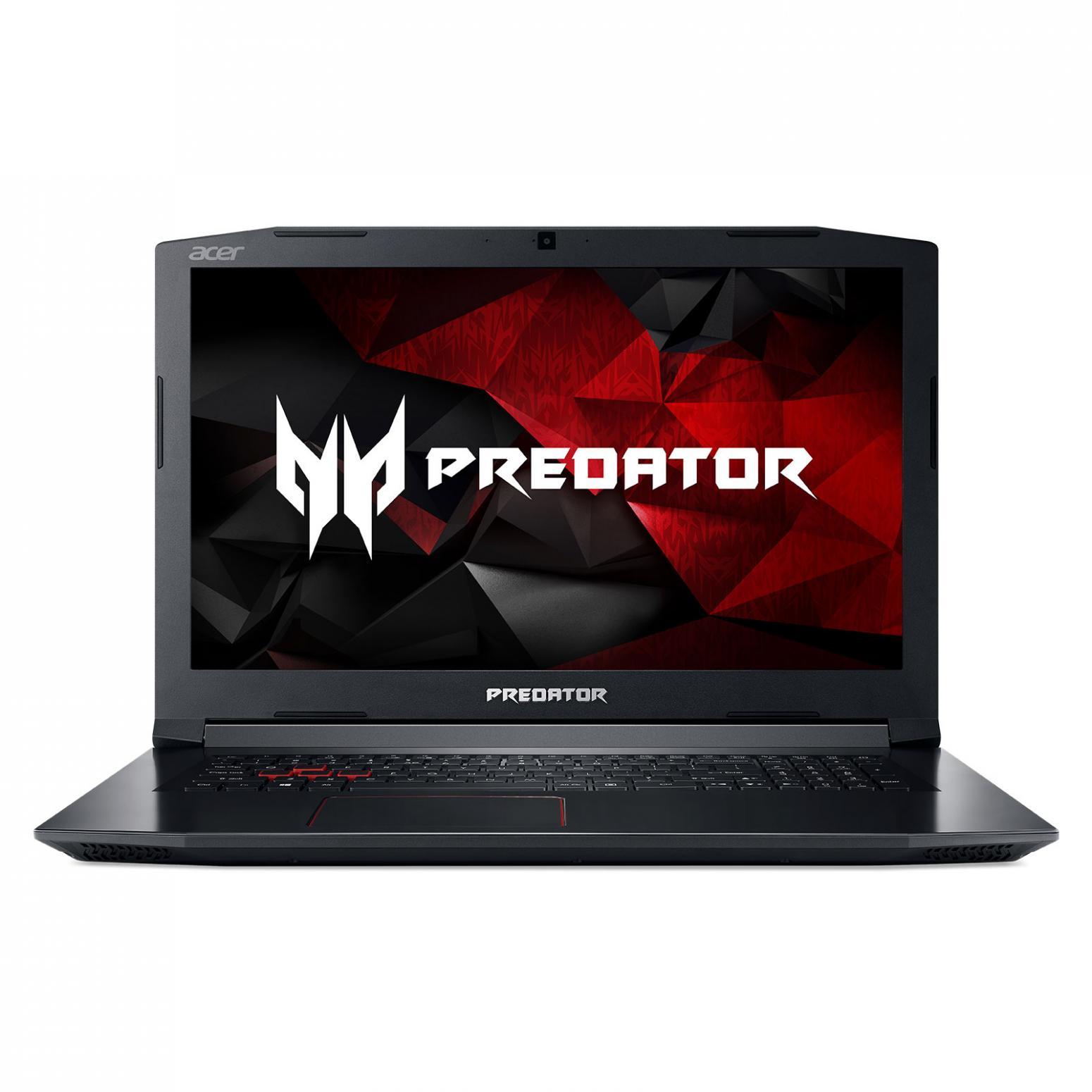 Image du PC portable Acer Predator Helios 300 PH317-52-77LX - GTX 1060