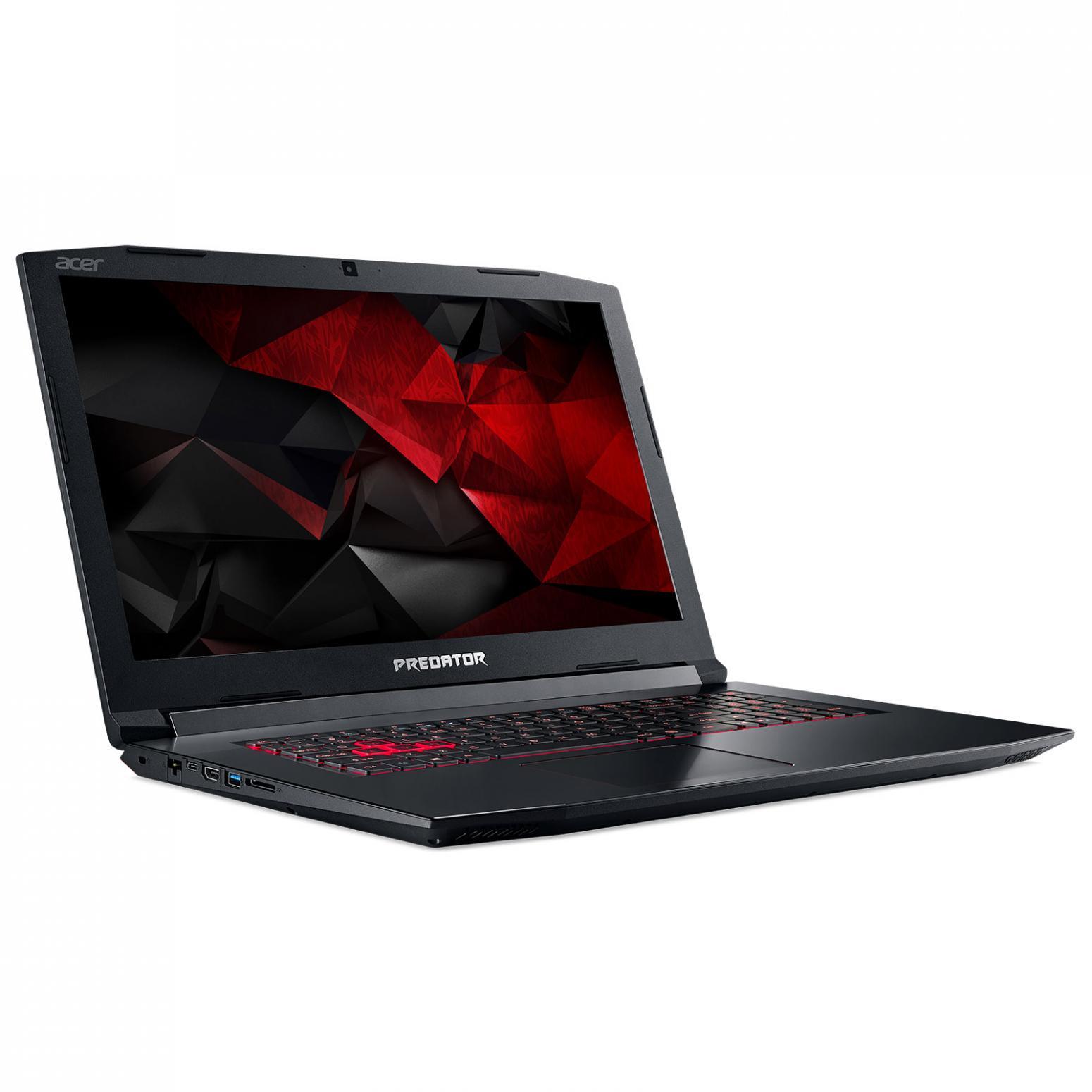 Ordinateur portable Acer Predator Helios 300 PH317-51-7815 - GTX 1060 SSD - photo 2