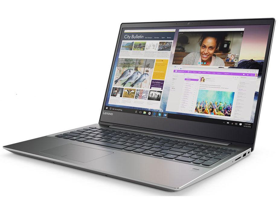 Ordinateur portable Lenovo Ideapad 720-15IKBR (81C70019FR) - Radeon RX 550 - photo 4