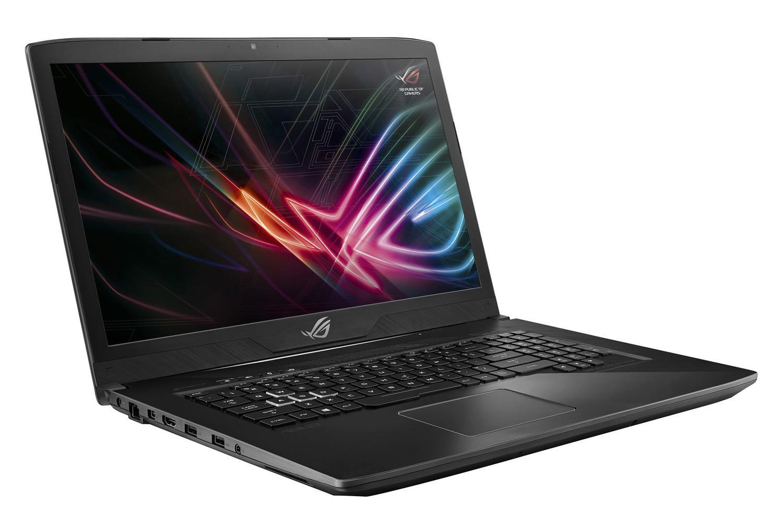 Image du PC portable Asus ROG Strix GL703VD-GC040T Noir