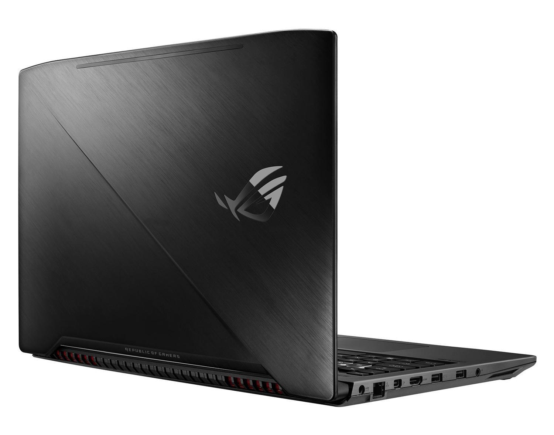 Image du PC portable Asus ROG Scar GL703VM-EE092T Noir - GTX 1060 120 Hz