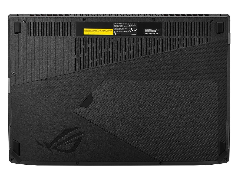 Ordinateur portable Asus ROG Scar GL703VM-EE092T Noir - GTX 1060 120 Hz - photo 8