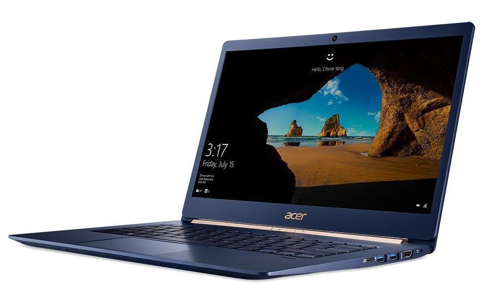 Ordinateur portable Acer Swift 5 SF514-52T-51CW Bleu Tactile - photo 5