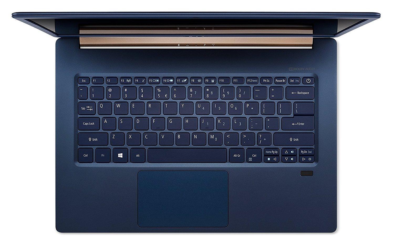 Ordinateur portable Acer Swift 5 SF514-52T-51CW Bleu Tactile - photo 9