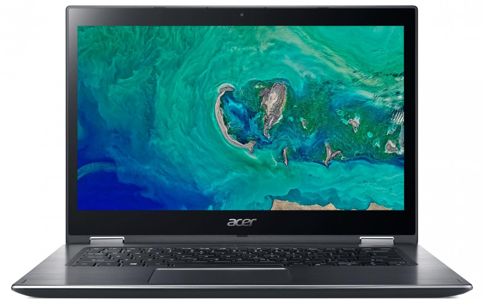 Ordinateur portable Acer Spin 3 SP314-51-51DY Gris tactile - photo 2