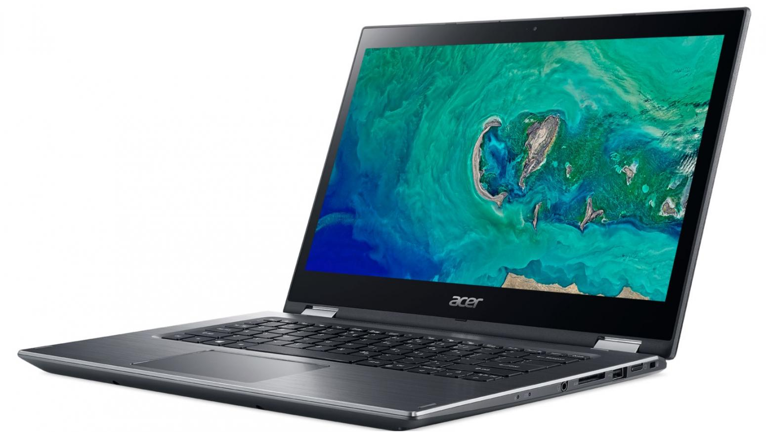 Ordinateur portable Acer Spin 3 SP314-51-51DY Gris tactile - photo 4