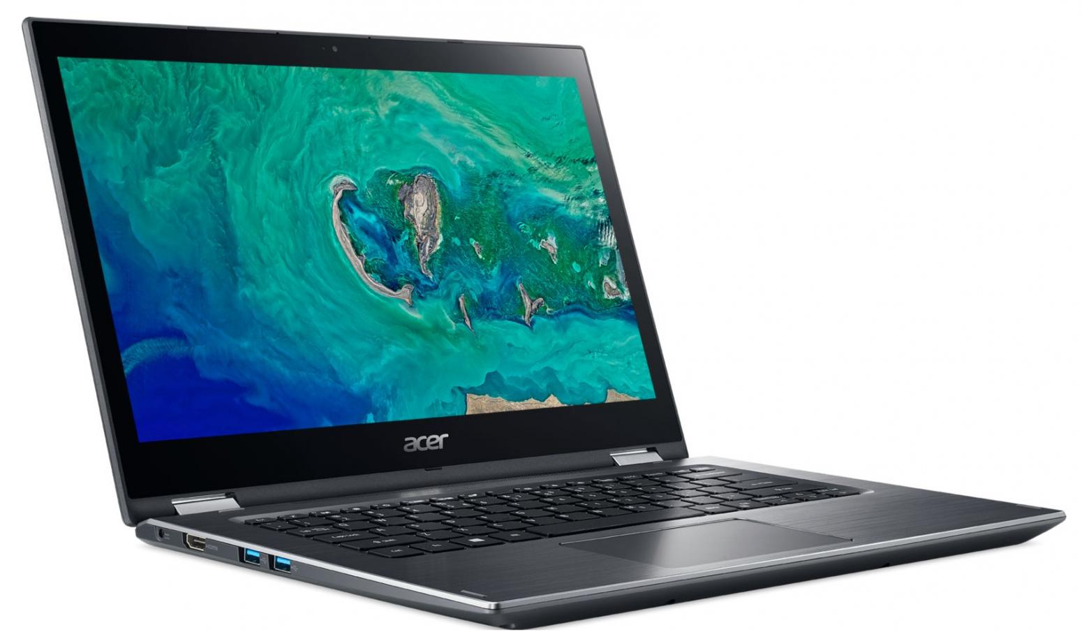 Ordinateur portable Acer Spin 3 SP314-51-51DY Gris tactile - photo 6