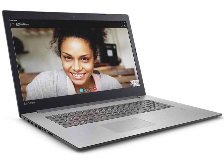 Image du PC portable Lenovo Ideapad 330-17IKB (81DK003EFR) Argent