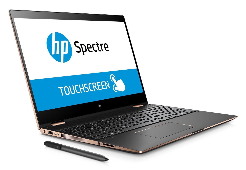 Ordinateur portable HP Spectre x360 15-ch000nf Cendre 4K tactile - MX150 - photo 2